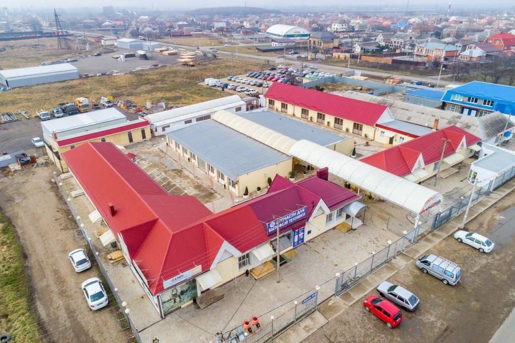Помещения в аренду в Усть-Лабинск